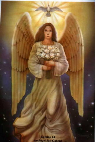 Arcangel Gabriel –Esperanza